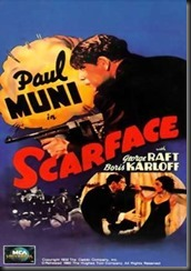 Scarface 1932 poster